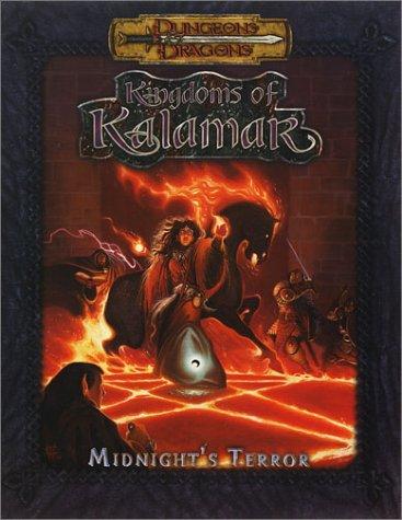 9781889182551: Midnight's Terror (Dungeons & Dragons: Kingdoms of Kalamar Adventure)