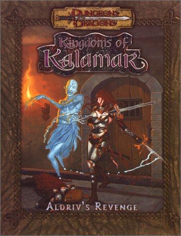 9781889182568: Aldriv's Revenge (Dungeons & Dragons: Kingdoms of Kalamar Adventure)