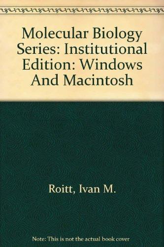 9781889185149: Molecular Biology Series (CD-ROM, Win/Mac; Institutional Edition)