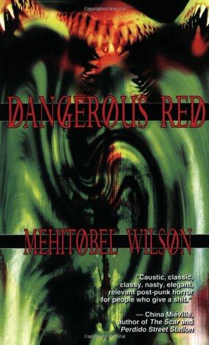 9781889186351: Dangerous Red