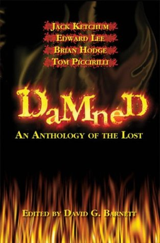 9781889186429: Damned: An Anthology of the Lost