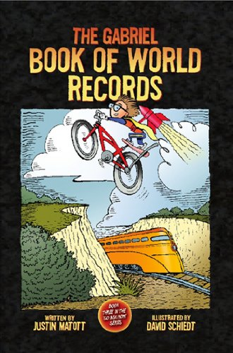 The Gabriel Book Of World Records (Gp Series): Matott, Justin
