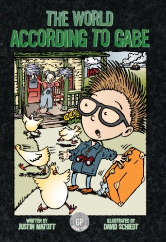 9781889191331: The World According to Gabe - Stories from the lower bunk