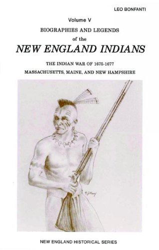 Biographies and Legends of the New England: Leo Bonfanti