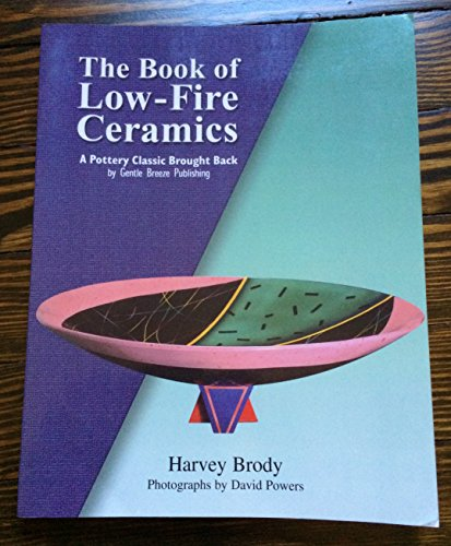 9781889250311: The Book of Low-Fire Ceramics
