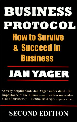 9781889262147: Business Protocol: How to Survive and Succeed in Business