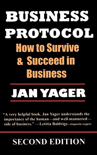 9781889262239: Business Protocol: How to Survive and Succeed in Business
