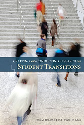 9781889271781: Crafting and Conducting Research on Student Transitions