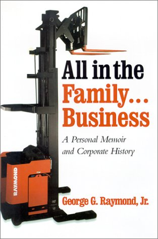 9781889274126: All in the Family Business: A Personal Memoir and Corporate History