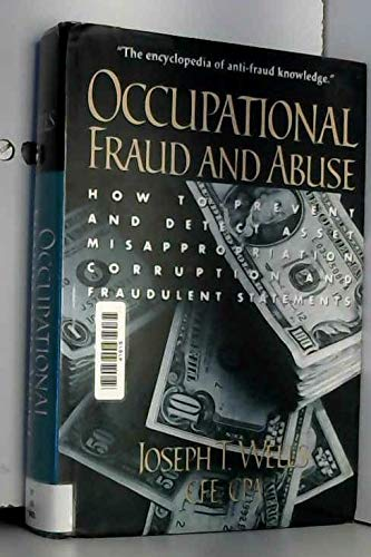 9781889277080: Occupational Fraud & Abuse