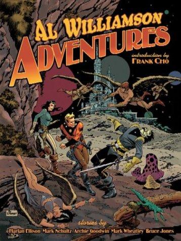 9781889317175: Al Williamson Adventures