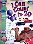 I Can Count To 20 (Wipe-off Activity Book, Counting and number recognition ages 5-7)
