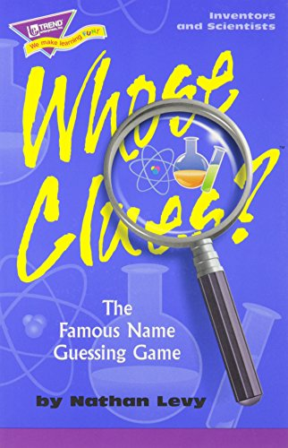 9781889319407: Whose Clues? Inventors and Scientists