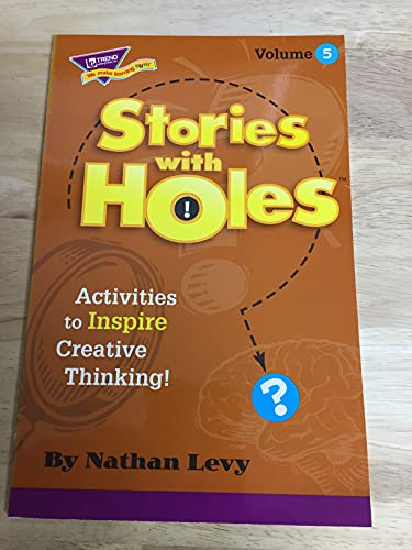 9781889319537: Stories with Holes: Activities to Inspire Creative Thinking, Volume 5