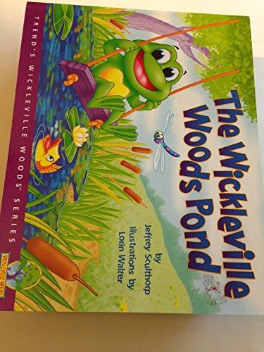The Wickleville Woods pond (Trend's Wickleville Woods: Sculthorp, Jeffrey