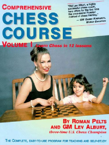 9781889323008: Comprehensive Chess Course, Vol. 1: Learn Chess in 12 Lessons