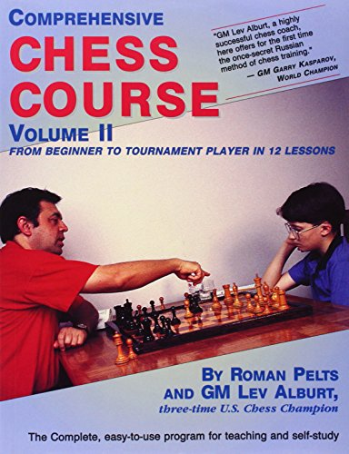 Comprehensive Chess Course: Volume 2: From Beginner to Tournament Player in 12 Lessons: From ...
