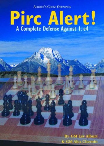 9781889323077: Pirc Alert!: A Complete Defense Against 1. e4