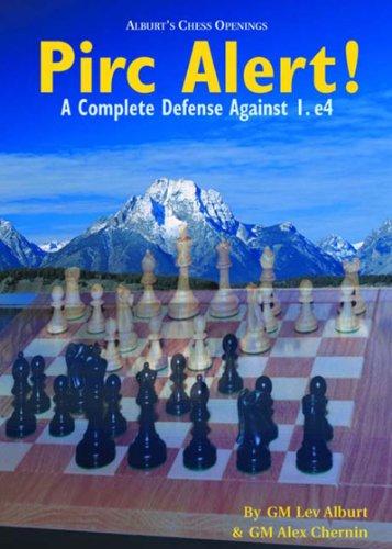 9781889323077: Pirc Alert! - A Complete Defense Against 1.e4