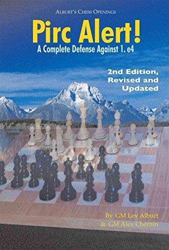 9781889323190: Pirc Alert!: A Complete Defense Against 1. e4