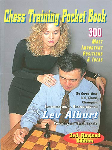 Chess Training Pocket Book: 300 Most Important Positions (Comprehensive Chess Course Series): ...