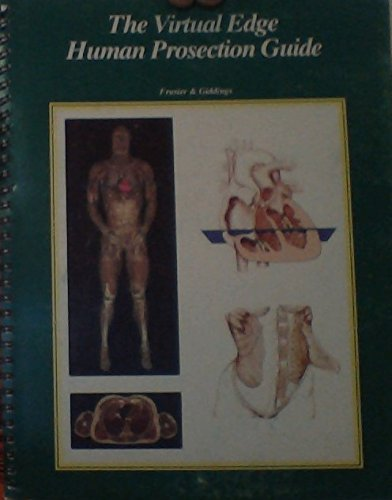 9781889326023: Virtual Edge Human Prosection: A Prosection Guide for Human Anatomy