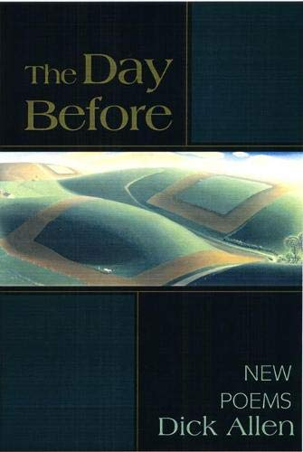 9781889330754: The Day Before: Poems