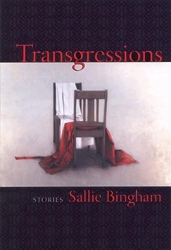 9781889330921: Transgressions: Stories