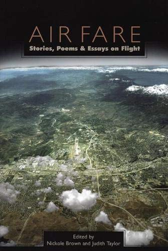 9781889330990: Air Fare: Stories, Poems, and Essays on Flight