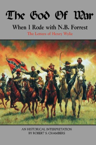 9781889332307: The God of War (Journal of Confederate History Series)