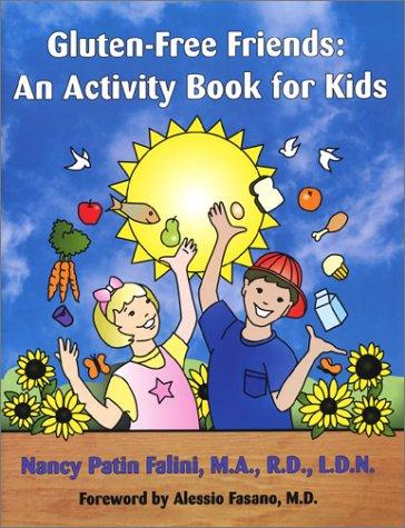 9781889374093: Gluten-Free Friends: An Activity Book for Kids