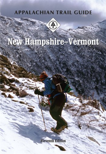 9781889386539: Appalachian Trail Guide to New Hampshire-Vermont (Official Appalachian Trail Guides)
