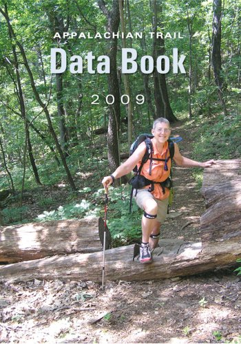 9781889386591: Appalachian Trail Data Book - 2009