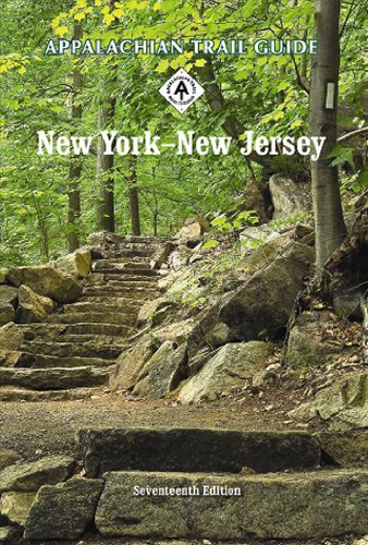 Appalachin Trail Guide to New York - New Jersey. Editor: Daniel D. Chazin. New York-New Jersey Trail Conference. - Chazin, Daniel D.