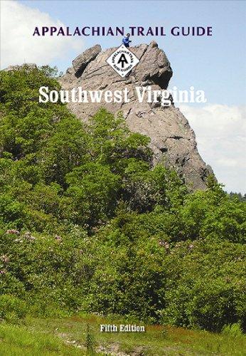 Appalachian Trail Guide to Southwest Virginia (Official Appalachian Trail Guides): Tom Dillon