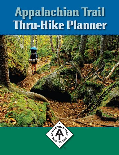 9781889386805: Appalachian Trail Thru-Hike Planner
