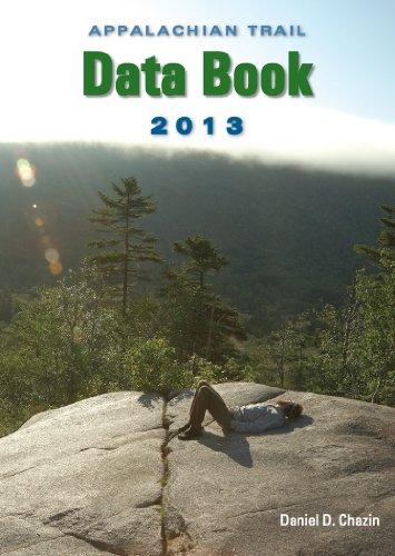 9781889386836: Appalachian Trail Data Book (2013)