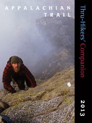 9781889386843: Appalachian Trail Thru-Hikers' Companion 2013