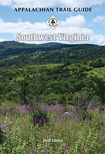 9781889386935: Appalachian Trail Guide to Southwest Virginia (Appalachian Trail Guides)