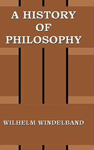 9781889439259: A History of Philosophy