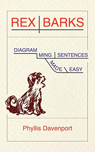 9781889439358: Rex Barks: Diagramming Sentences Made Easy