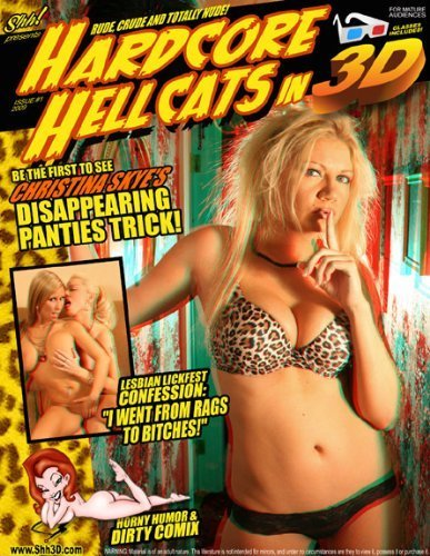 9781889509235: Hardcore Hellcats in 3D 3-D (Volume 1)