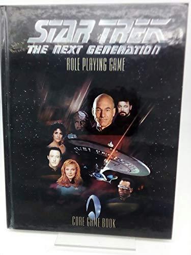Core Game Book (Star Trek: The Next: Last Unicorn Games