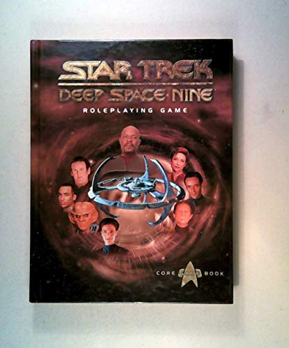 Deep Space Nine. Roleplaying Game.