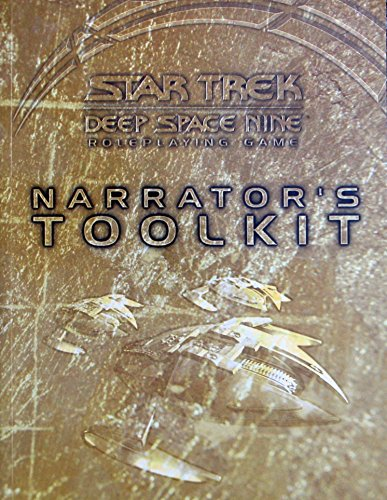 9781889533100: Star Trek Deep Space Nine: Narrator's Tool Kit