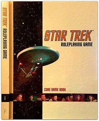 9781889533186: Star Trek Rpg Core Game Book