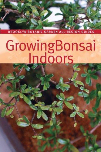 9781889538426: Growing Bonsai Indoors (Brooklyn Botanic Garden All-Region Guide)