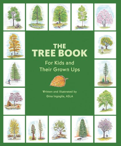 9781889538433: The Tree Book for Kids and Their Grown Ups