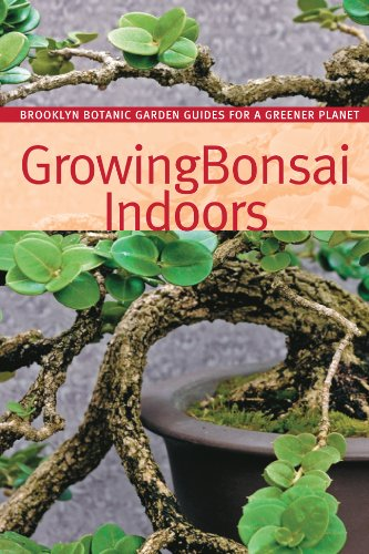 9781889538792: Growing Bonsai Indoors (BBG Guides for a Greener Planet)