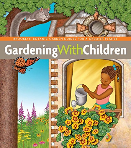 9781889538907: Gardening with Children (BBG Guides for a Greener Planet)